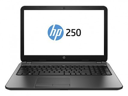 "Ноутбук HP 250 G3, 15.6"", Intel Celeron N2840, 2.16ГГц, 2Гб, 500Гб, Intel HD Graphics , Free DOS, черный"